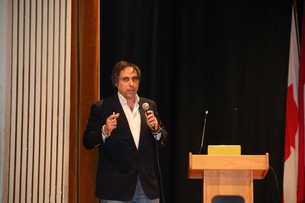 Patrizio Caini - Biologo - Consigliere Nazionale CUN Firenze