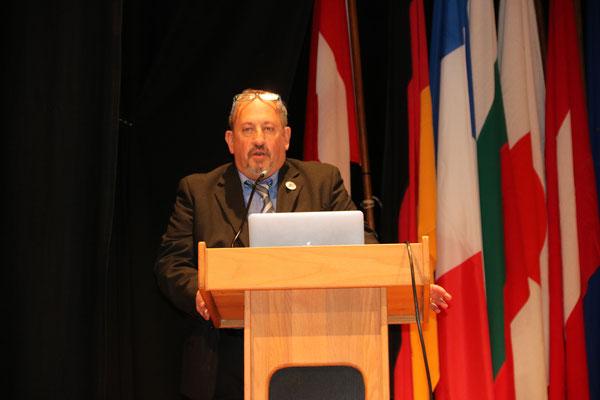 Il Presidente del CUN Vladimiro Bibolotti