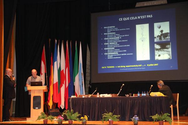 J.J. Velasco - già Direttore del SEPRA (CNES) - Francia