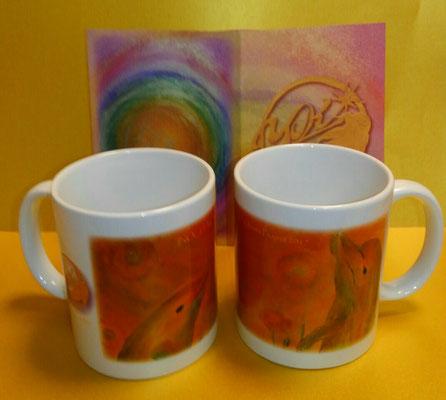 C:   SONG OF LIFE (INOCHINO OHANA) Mug Cup