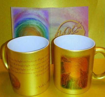 B: CENTRAL SUN  Mug Cup