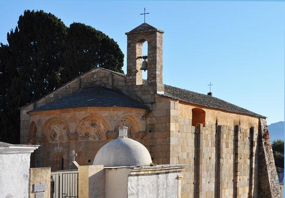 Lumio - Chapelle Saint-Pierre-Saint-Paul (ensemble)