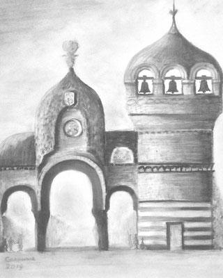 Project Mussorgsky: De Poort van Kiev