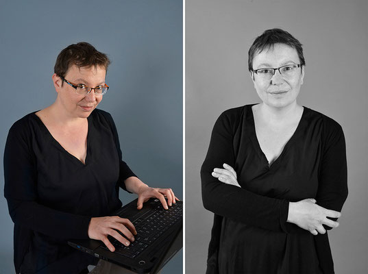 Visu Professionel - Anne-Sylvie Mariéthoz - Photo © Nathalie Pallud - Palprod.ch