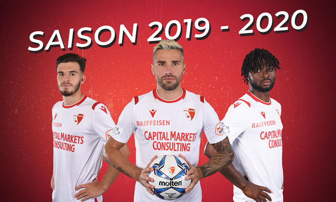 FC Sion // Saison 2019 - 2020 // Bastien Toma, Valon Behrami, Xaxier Kouassi // Photo © Nathalie Pallud