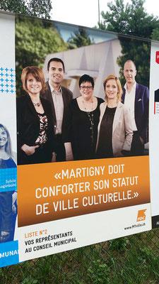 Campagne PDC Martigny // 2016 - Photo © Nathalie Pallud - Graphisme Octane