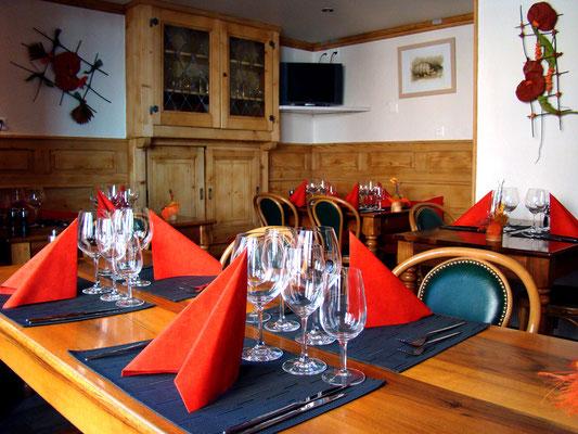 Visu restaurant les Alpes - Photo © Palprod.ch
