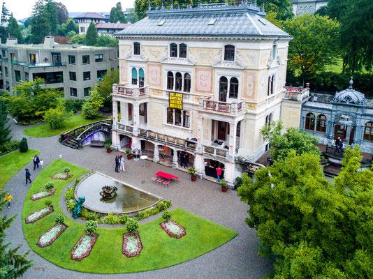 Villa Patumbah - Zurich // Photo © Nathalie Pallud