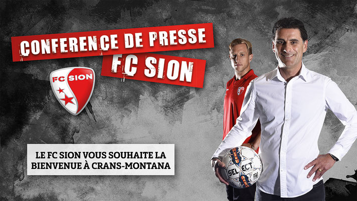 Campagne FC SION 2016 -  Photo © Nathalie Pallud - Palprod