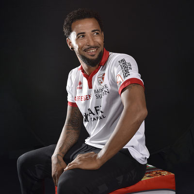 Carlitos - FC Sion // Photo © Nathalie Pallud
