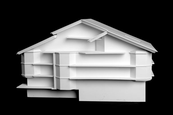 Maquette architecture - Photo © Palprod.ch