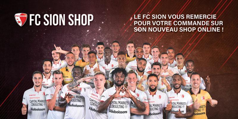FC SION // Photos © Nathalie Pallud