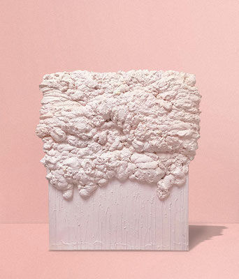 THE SWEET SCENT OF BUBBLE GUM | canvas  |  75 x 105 cm | 380 CHF