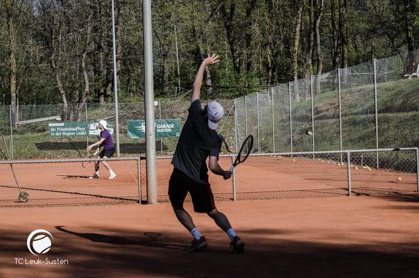 Gurnari Michel Tennis