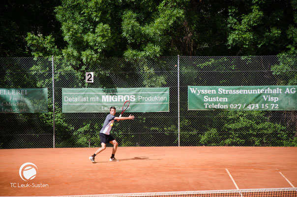 Marc Brunold Tennis