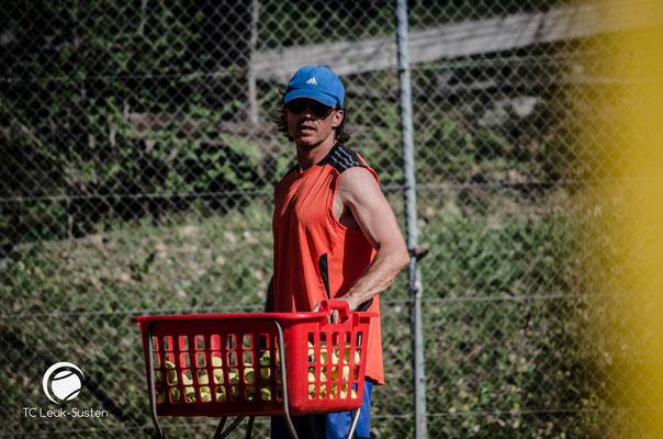 Jean-Yves Blondel, TEC Tennis