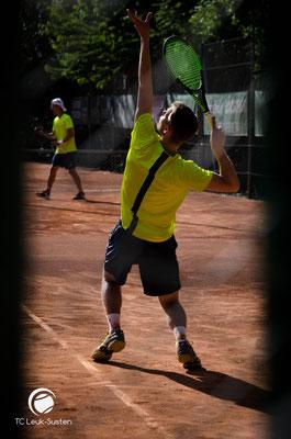Benoit Bourban Tennis