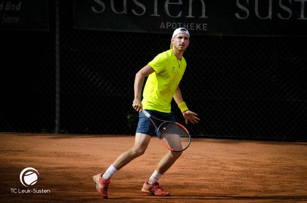 Maximilian Sanson Tennis
