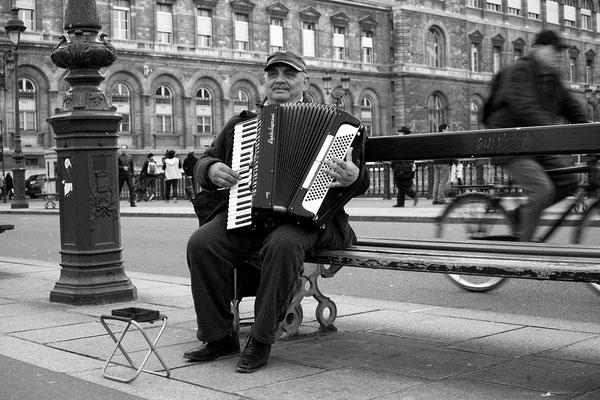 Parigi, Aprile 2015