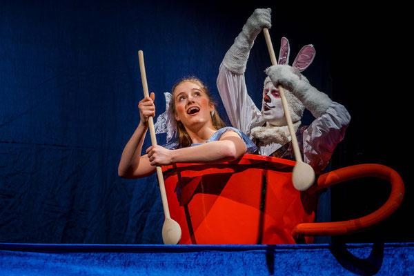 Alice, Kaninchen