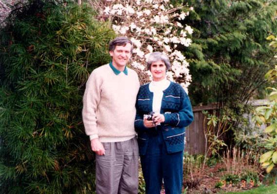 John & Beverley, 1991.3.30