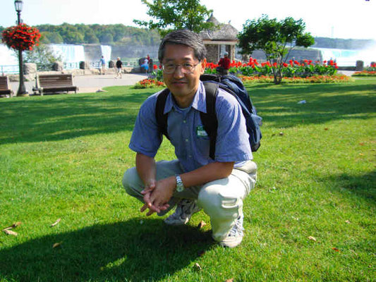 At the Niagara Falls  September 10, 2007