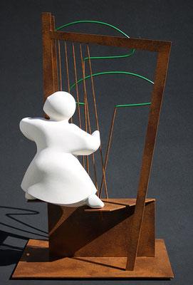 sculpture-contemporaine-pierre-metal-darlou
