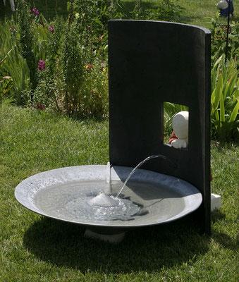 Création de fontaine design