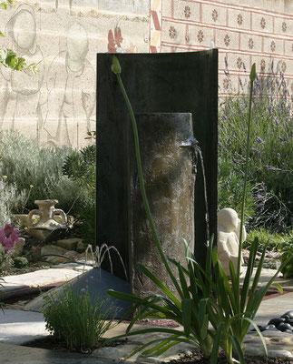 Création de fontaine contemporaine