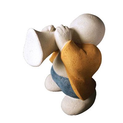 statue-musicien-trompette-pierre-darlou