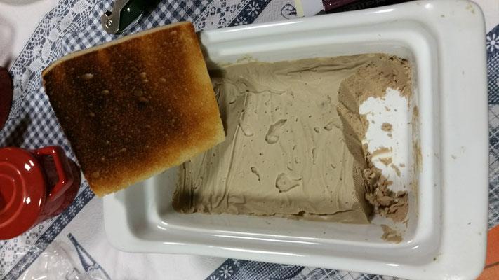 Délices de foie au riesling