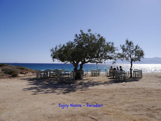 Enjoy Naxos  Greece a special place at Paradiso