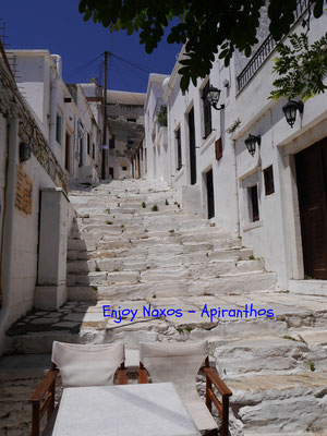 Enjoy Naxos Village Apeiranthos Greece