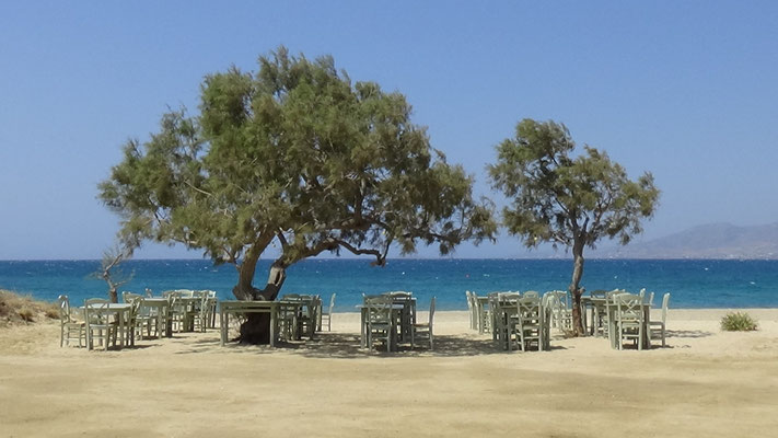 A Romantic spot by Paradiso - Agia Anna Naxos