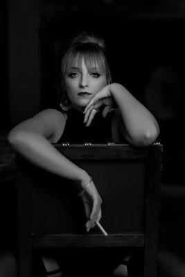 Martina Scupelli - Foto di Franco Castellari