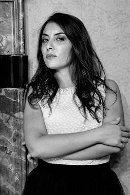 Giulia Campetti - Foto di Franco Castellari