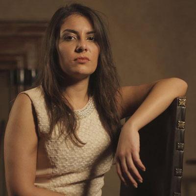 Giulia Campetti - Foto di Giorgio Ghersani
