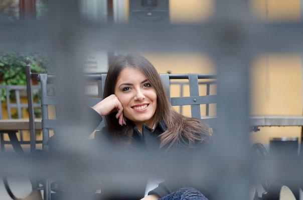 Giulia Campetti - Foto di Mirko Marchetti