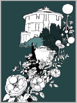 Сказка о священнике, луне и розах