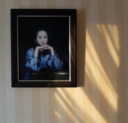 Портрет Ли