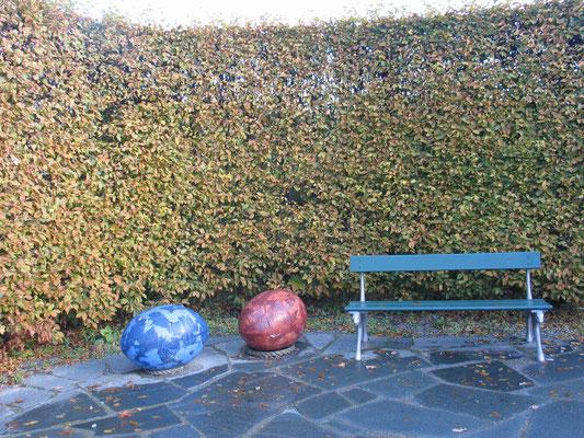 В лабиринте саду Розендаль
