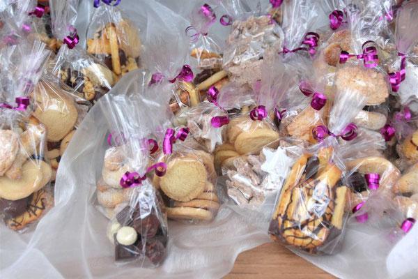 Kekse - liebevoll gebacken und verpackt