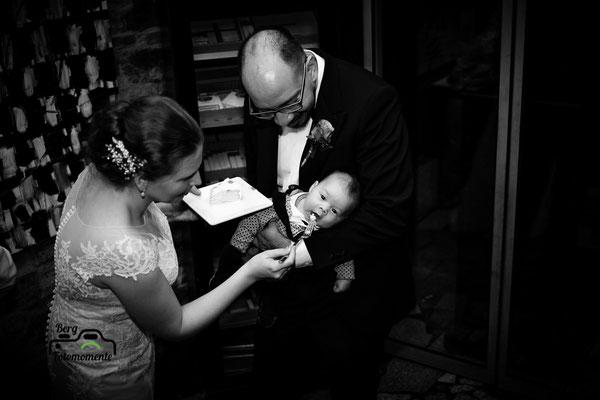 Berg-Fotomomente, Hochzeit, Wedding, Hochzeitstorte