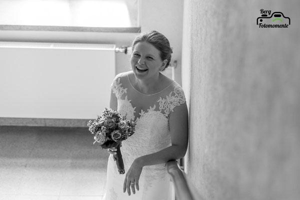 Berg-Fotomomente, Hochzeit, Wedding, Standesamt, Braut
