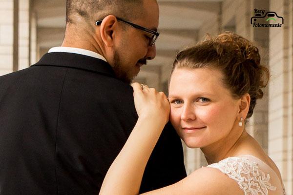 Berg-Fotomomente, Hochzeit, Wedding, Brautpaarshooting
