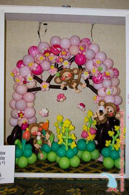 Platz 3: Monkey Garden - Momoe Higuchi, Japan