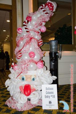 Platz 3: Weihnachtsmann - Enza Modello, Italy