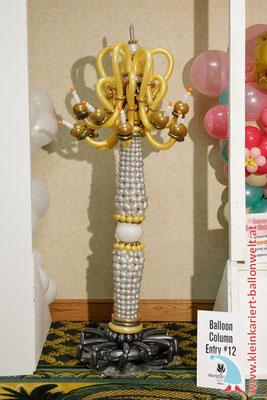 Platz 2: Kerzenleuchter - Kun_Lung Ho, Taiwan