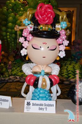Platz 1: Geisha - Kun-Lung Ho, Taiwan