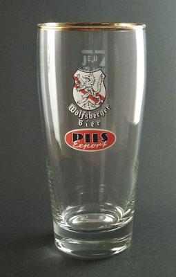 Brauerei Wolfsberg, KTN, + 1977 (Glas von ca. 1970)
